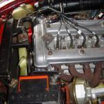 1971 Alfa Spider 2000 Engine