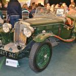 1938 Triumph Dolomite Straight 6 8 recreation
