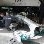 Mercedes F1 Ex