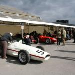 Historic Maseratis duelled for the Hawthorn Trophy