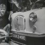 Austin A35 James Hunt