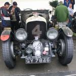 Bentley 4.5L Le Mans Classic 2014