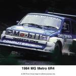 MG Metro 6R4