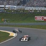 Senna at Interlagos