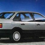The VW Passat Syncro