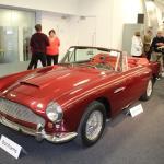 1962 Aston Martin DB4 Series IV Vantage Convertible