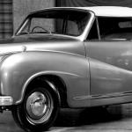 Austin A70 Hereford Coupe