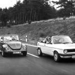Volkswagen Golf GLi MkI & Beetle convertibles