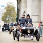 Veteran cars always draw the crowds in Hyde Park