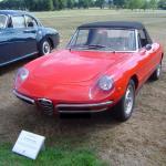 1969 Alfa Romeo Spider 1750 Roundtail