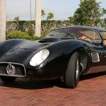 Maserati 450S Costin Zagato: restored.