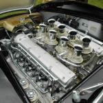 The 4478cc short-stroke V8 produced 400bhp