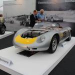 1961 Porsche RS61 Spyder, Stirling Moss