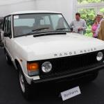 1979 2-Door Range Rover time warp