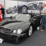 1998 Mercedes-Benz CLK GTR Roadster