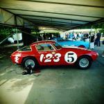 1953 Ferrari 250 MM Carrera Panamericana.