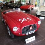 1952 Ferrari 212 Export Berlinetta by Touring