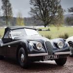 1953 Jaguar XK 120 OOF748