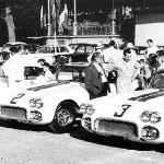 Cunningham Team Corvettes, 1960 Le Mans 24 Hours