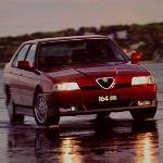 Alfa Romeo 164- questionable build quality.