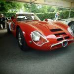 Alfa TZ2- Front Profile