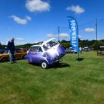 The event drew a superb mix of cars