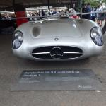 Mercedes-Benz 300 SLR, never beaten, never retired.