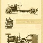 This 1931 Lancia catalogue depicts the Artena prior to bodywork.