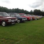 The National is the annual gathering of the Imp Club. The 2016 National is in August at Hatton Country World near Warwick.
