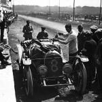1924 Bentley 3-Litre of John Duff and Frank Clement.