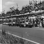 1963 Le Mans Start.