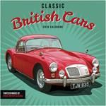 Classic British Cars 2016 wall calendar- from Carousel Calendars