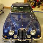 Jaguar Mk II 3.8 Saloon figures unchanged since July.