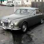 A Jaguar S-Type like this starred in The Sweeney.