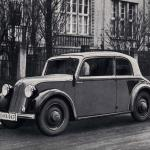 The Mercedes-Benz 130H.