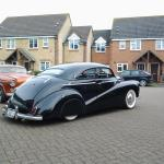 The Morris Minor custom, completed.