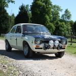 Ex works Ford Escort Twin Cam – Roger Clarks 1969 Circuit of Ireland winning car.