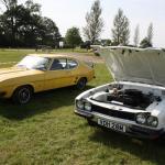 Pair of Ford Capri RS3100