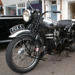Brough Superior SS100 1938 (Show model)