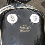 SS100 1938 show model close-up