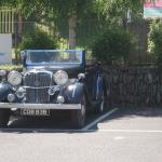Brough Superior Car Model
