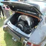Singer Porsche Targa engine, 964 engine bored-out to 4 litres.