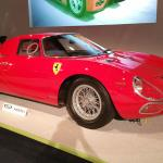 The Ferrari 250 LM sold by Rm Sotheby's for $17.6m