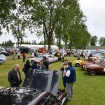 Chevette Owners Group stand at VBOA Billing