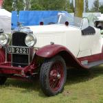 1930 Hurlinghan boat tail Vauxhall