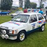Ex Colin McRae Vauxhall Nova Sport