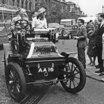 Lord Montagu Margaret Thatcher, 1899 Daimler, Lord Montagu London