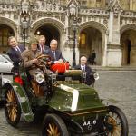 1899 Daimler, Lord Montagu, beaulieu museum