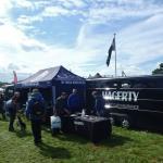 The Hagerty Stand at the Beaulieu Autojumble