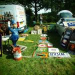 Everything you desire can be bought at the autojumble